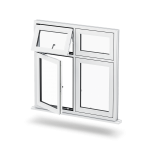 Liniar Flush Sash window